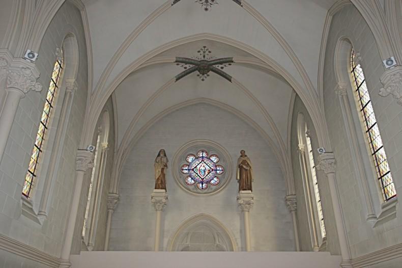 Propriété, ancien monastère du Carmel de Vannes, plein centre
