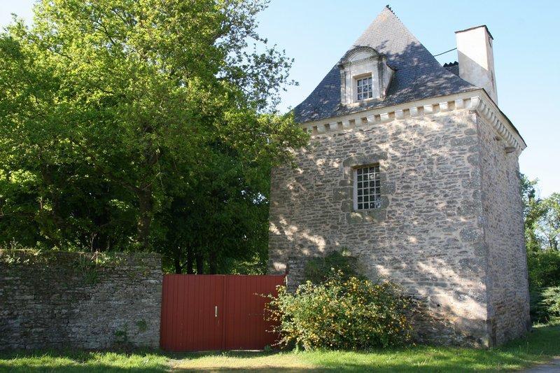 Vendu : Propriété manoir campagne Bretagne sud