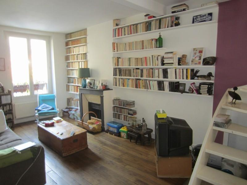 Appartement duplex 1 ch au calme -  Paris 18e