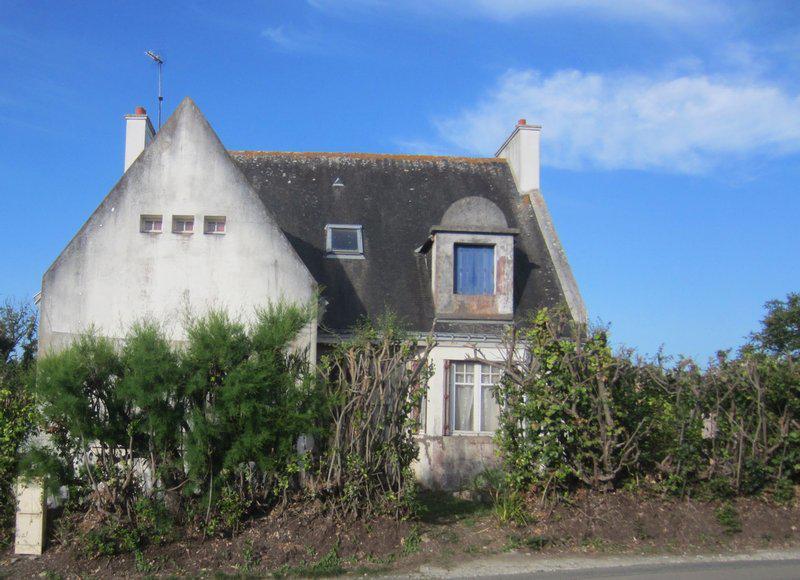 Maison à rénover 4 chambres Le Palais plage à pied