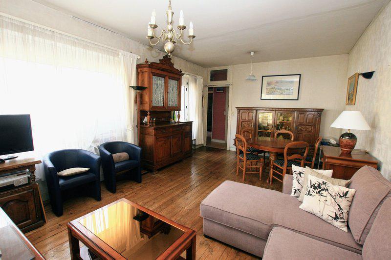 Appartement centre ville 2 chambres