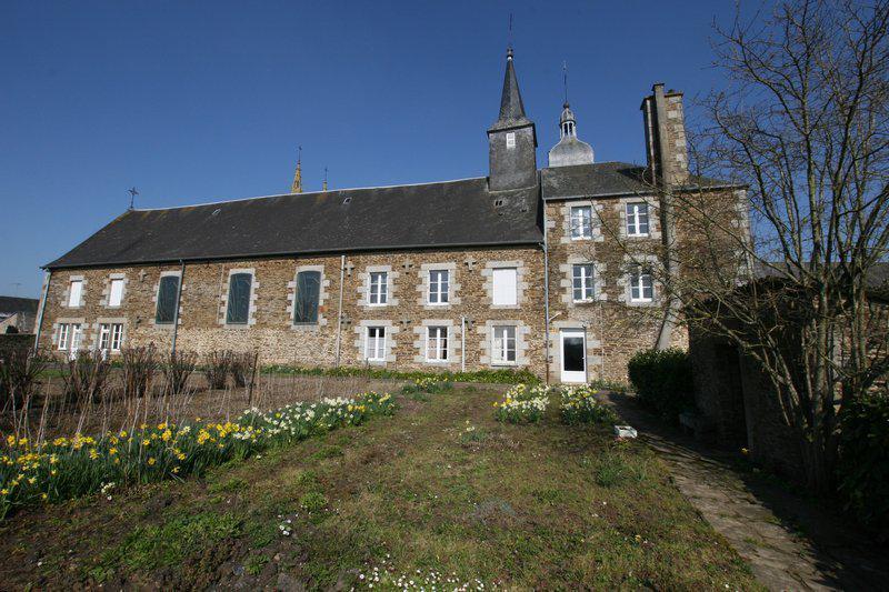 Propriété dépendances parc proche Mt-Saint-Michel