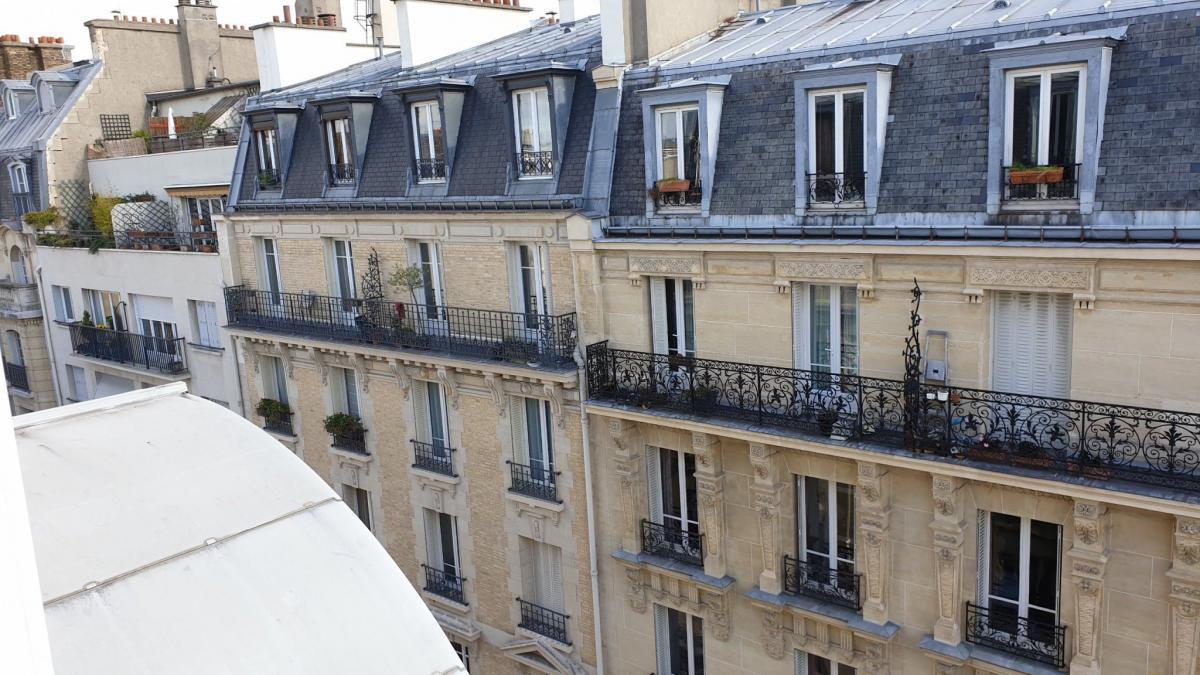 Appartement dernier étage à rénover