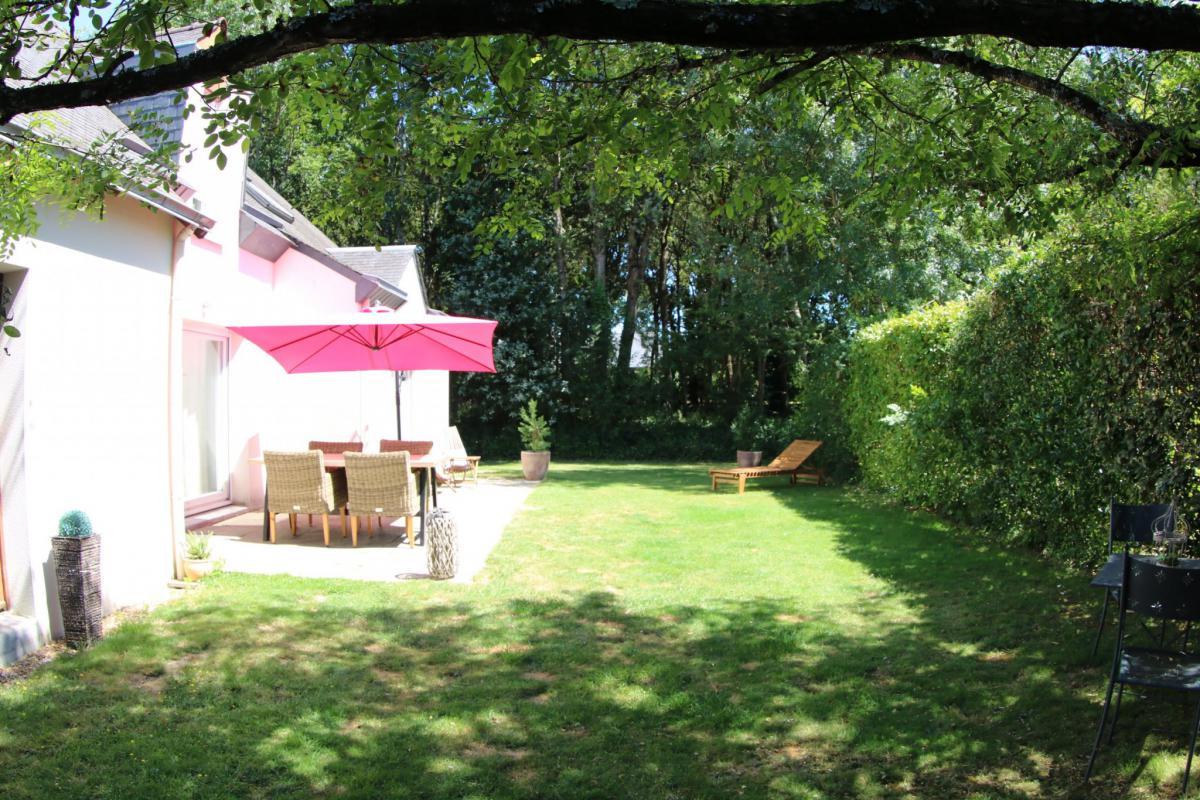 Maison 5 ch jardin garage proche centre et port