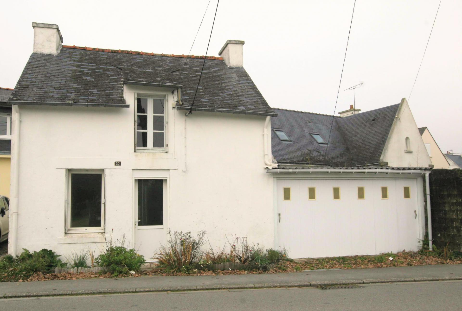 Proche centre maison à rénover