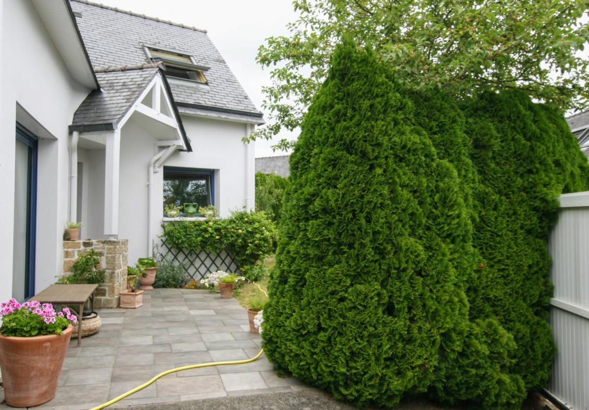 Maison 3 ch jardin proche Golfe
