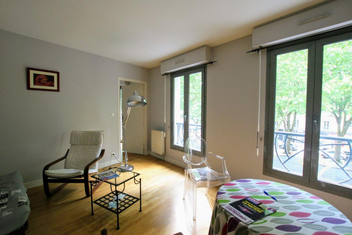 Appartement 1 ch balcon cave