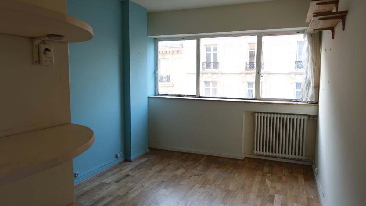 Appartement 80,10m2 balcon cave bon potentiel