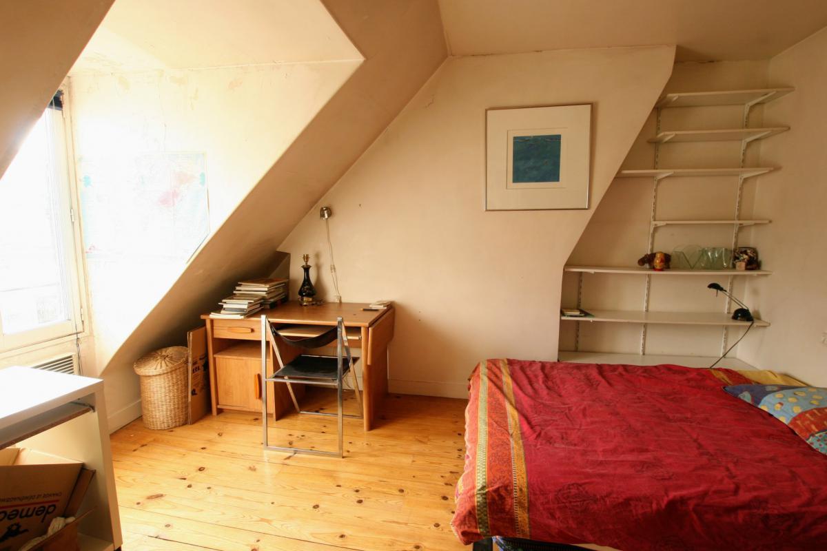 Appartement duplex 100,30m2 Carrez 3 ch balcon
